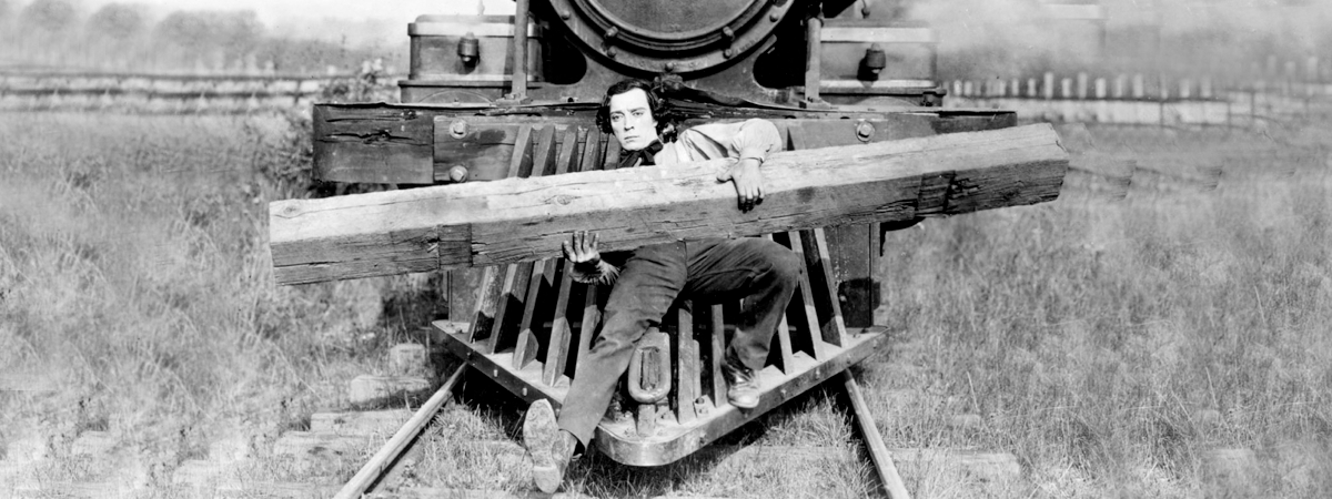 Buster Keaton – The General